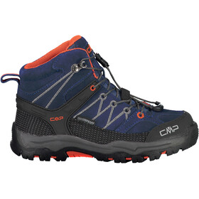 CMP Campagnolo Rigel WP Mid Trekking Shoes Kids marine-tango